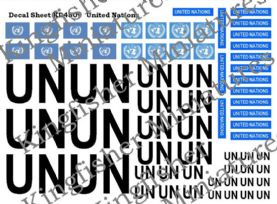 United Nations Markings
